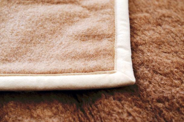 Производство одеял из шерсти