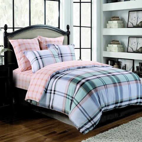 Постельное белье для спальни в стиле прованс: пять хороших вариантов